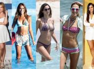 Pedroche, Lara Álvarez, Ariadne Artiles, Patri Conde y Laura Sánchez en el top 5 mejores piernas de 'Miss Soleil'