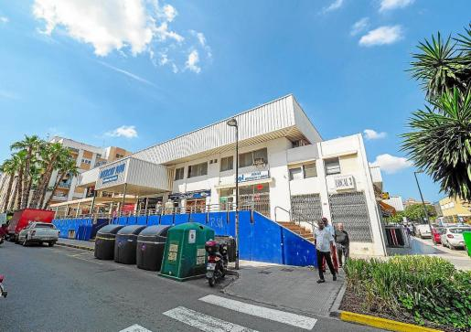 Imagen de archivo del Mercat Nou de Vila.