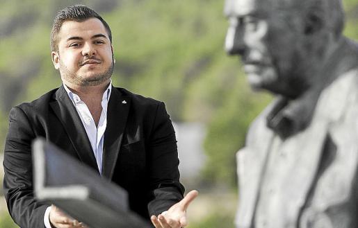 El tenor vetado no demandará al Consell d'Eivissa para evitar que los ibicencos «sufran la mala gestión del PSOE».