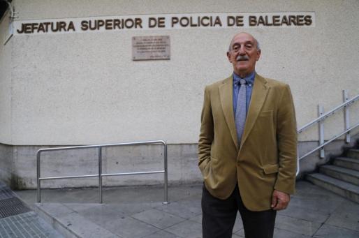 El antiguo jefe de la Policía cree que es una venganza del hijo de 'La Paca'