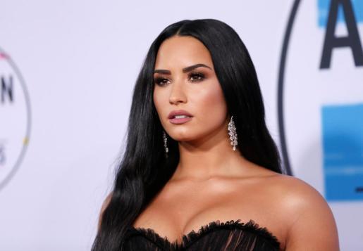 Imagen de la cantante y actriz estadounidense Demi Lovato.