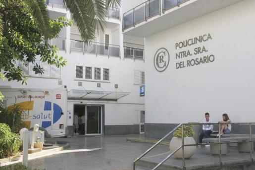 Imagen de archivo de la Policlínica Nuestra Señora del Rosario