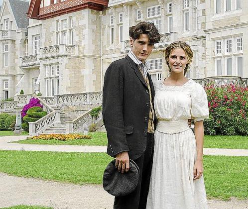 Yon González y Amaia Salamanca protagonizan la serie.