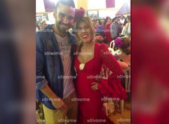 Isa Pantoja desata la polémica por su foto con un miembro de 'La Manada'