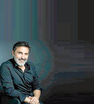 El director de teatro, productor y actor Antonio Cantos en una imagen reciente.