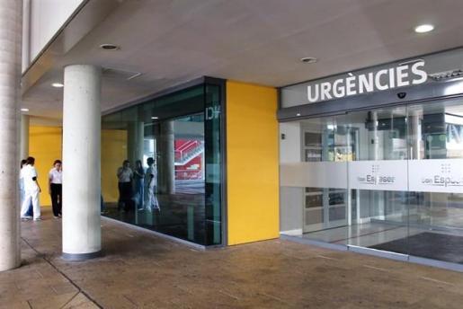 Urgencias del Hospital Universitario de Son Espases.