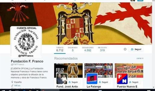 La Fundación Franco advierte al Gobierno de que puede incurrir en un delito de prevaricación con la exhumación.