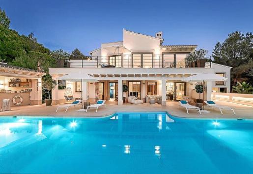 La compraventa de viviendas de lujo es un factor fundamental para entender el aumento en la recaudación del Govern.