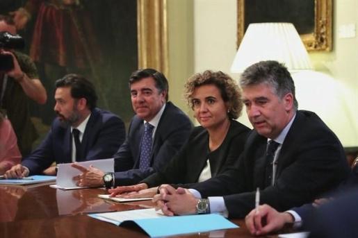 El PP exige la dimisión de la ministra de Justicia por el caso Llarena.