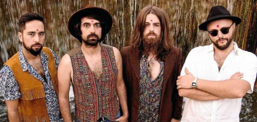 El conjunto andaluz Quentin Gas y Los Zíngaros formarán parte del Festival de Folk de este año.