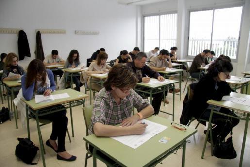 Imagen de archivo de las pruebas para el certificado C2 de catalán.