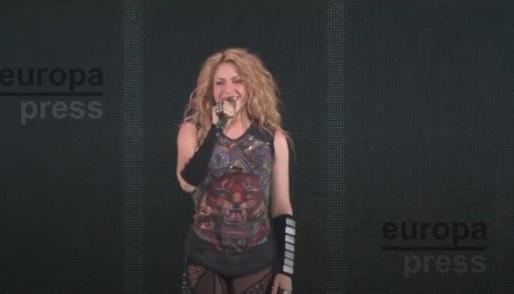 Shakira publica una foto de su hijo Milán y se cobra otra polémica independentista.