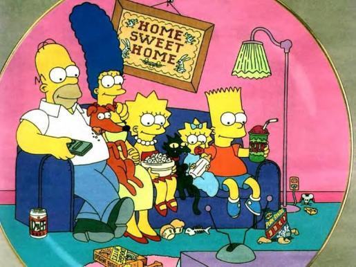 Atresmedia Televisión ya preparó el traspaso de 'Los Simpson' a Neox la pasada temporada.