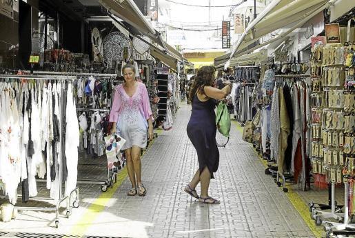 Comercios de Sant Antoni.