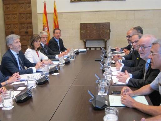 Los Mossos se integrarán en el centro contra el terrorismo (CITCO) antes de 30 días.