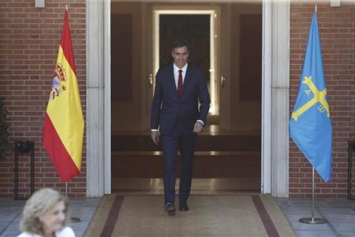 Aciertos y errores en los primeros 100 días de Pedro Sánchez en Moncloa.