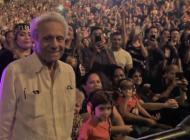 Shakira protege a sus hijos del ruido de sus conciertos