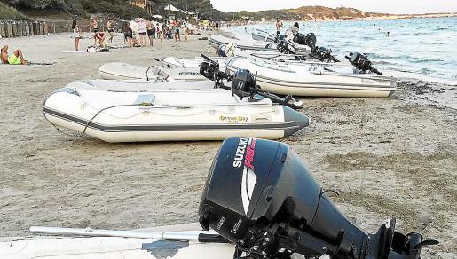 Sant Josep ha recibido diez denuncias de la actividad durante el verano.