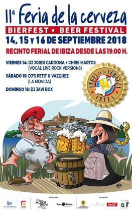La Feria de la Cerveza ofrecerá del 14 al 16 de septiembre 200 variedades, música y gastronomía.