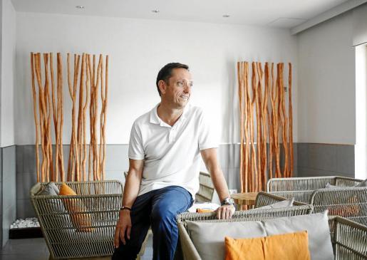 Las instalaciones del hostal han sido renovadas recientemente junto a gran parte de la planta hotelera de Sant Antoni.