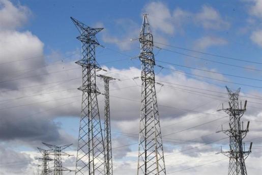 El precio de la electricidad alcanzará hoy un nuevo máximo del año.