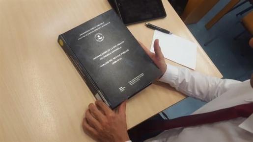 Una empresa antiplagio detecta un 21% de contenido copiado en la tesis de Sánchez.