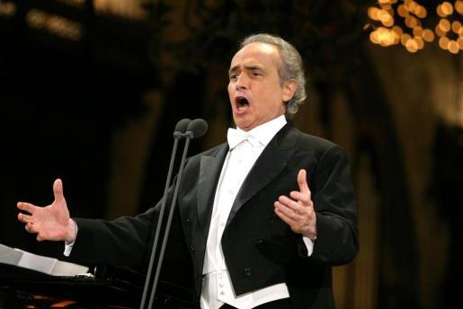 Josep Carreras, en una imagen de archivo.