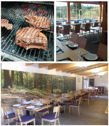 Es Racó d'en Jaume ofrece carnes, arroces y pescados en un gran ambiente familiar.