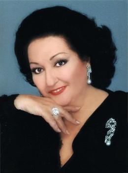 La soprano Montserrat Caballé, hospitalizada en Barcelona.