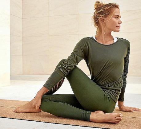 Es Martell acogerá una 'masterclass' gratuita de yoga el día 4 de octubre.