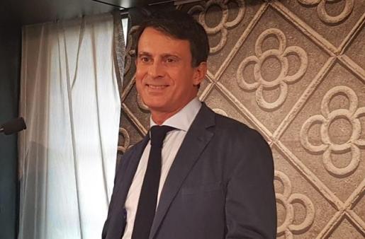 Valls concurrirá con la plataforma 'Barcelona Capital Europea'.