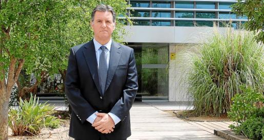 Jaime García de la Rosa afirma que la sociedad de garantía recíproca tiene acuerdos con 11 entidades financieras.