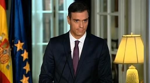 Las revelaciones sobre los ministros Delgado y Duque empañan la agenda norteamericana de Pedro Sánchez.