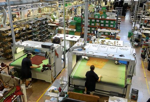 La estrategia del calzado de Menorca ha sido apostar por un zapato de moda de alta calidad y promover la innovación tecnológica.