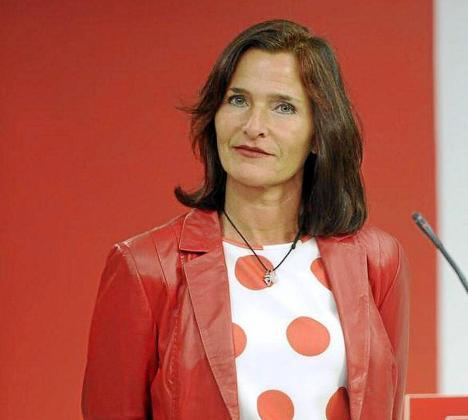 Mª Luz Martínez Seijo estará mañana en Ibiza explicando la hoja de ruta socialista en educación.
