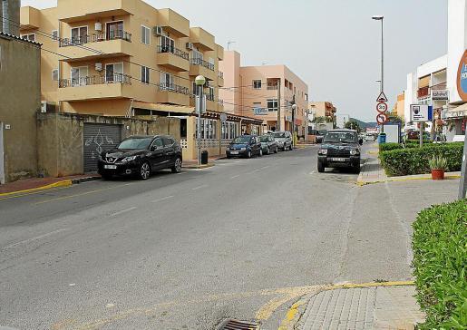 Imagen de la calle Vicente Marí Mayans de Puig d'en Valls.