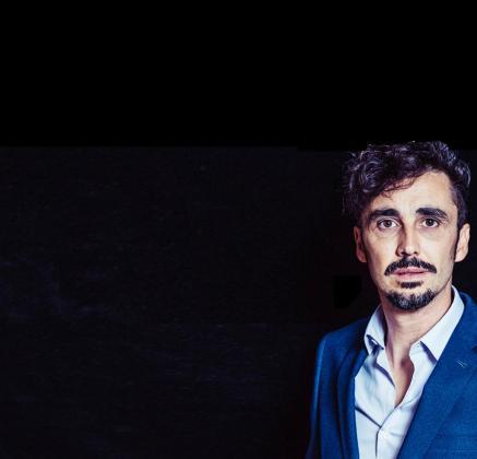 El actor malagueño Canco Rodríguez.