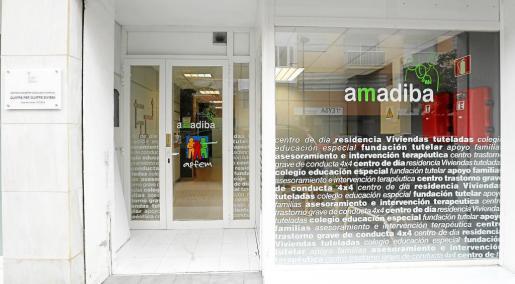 La sede de Amadiba que se encuentra en Ibiza.