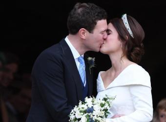 Boda de la princesa Eugenia con Jack Brooksbank