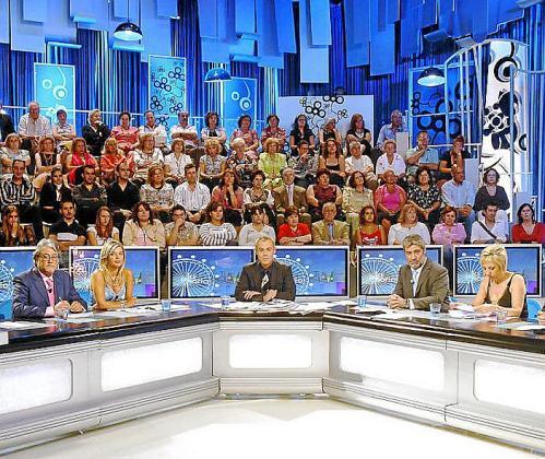 Imagen del programa 'La Noria', de Telecinco.