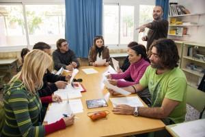 Inicio de los cursos de catalán para adultos en Formentera.