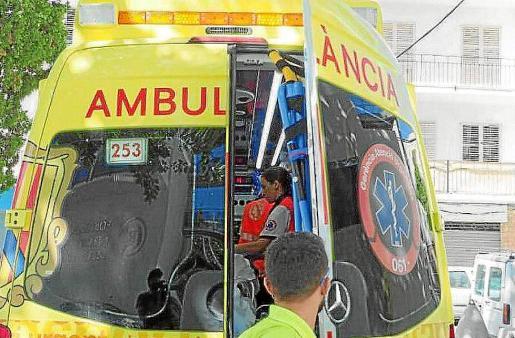 La doctora herida trabajaba en una ambulancia del 061.