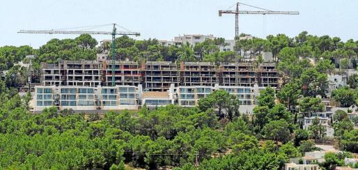 El mercado inmobiliario de Balears se ha reactivado de nuevo, lo que se traduce en un incremento de las operaciones de compraventa de vivienda.