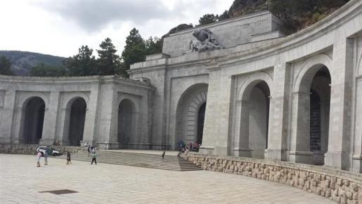 Patrimonio Nacional ha gastado 20,2 millones en el Valle de los Caídos e ingresado 9,5 desde 2008.