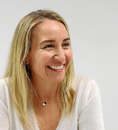 Mercedes Febles ofreció una jornada formativa en Can Misses la semana pasada.