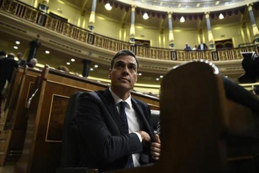 Pedro Sánchez evita comprometerse a no indultar a dirigentes del 'procés' si son condenados.