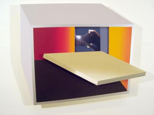 Cita con el constructivismo de Hans Dieter Zingraff a partir del viernes en Es Polvorí.