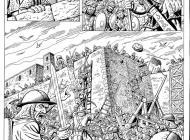 El cómic 'Història d'Eivissa i Formentera', de Lluís Ferrer Ferrer y Juan Escandell, da pasos para ser una realidad