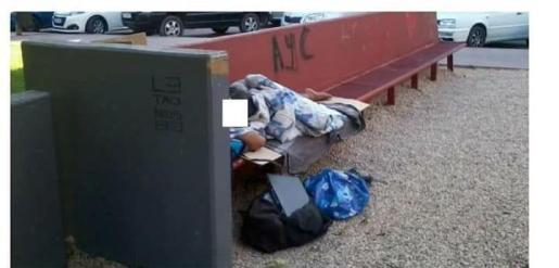 EPIC asegura que algunas zonas de la ciudad de Ibiza sufren una «grave» situación de indigencia.