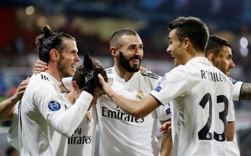 El Madrid de Solari se desata en Pilsen.